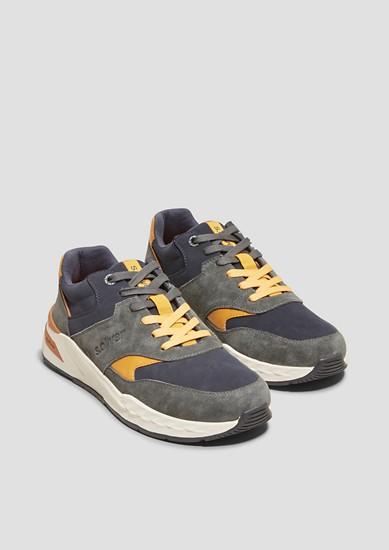 Sneakers de style colour blocking de s.Oliver