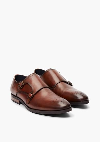 poslovni čevlji iz pravega usnja