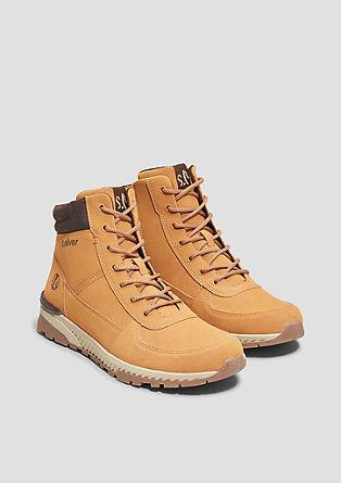 Robuste Schnür-Boots