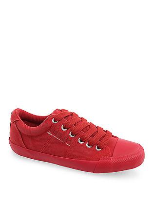 Sportive Textil-Sneaker