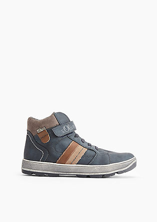 Funktionale High Sneaker