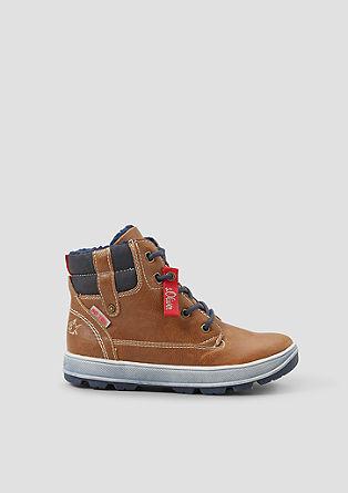 Tex-High Sneaker mit Teddyfutter