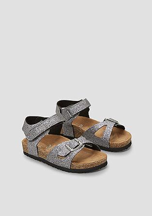 Sandalen mit Fußbett