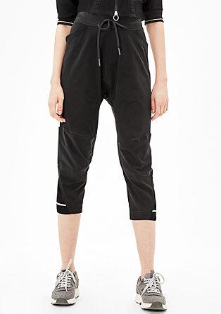 Jogging Pants mit Kontrast-Details