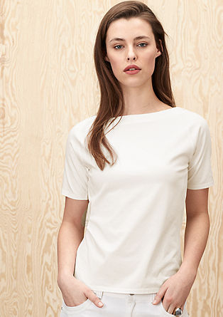 Stretch raglan T-shirt  from s.Oliver