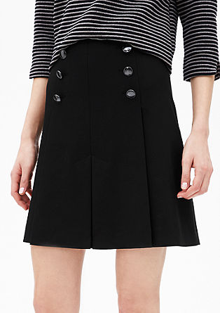 Retro chic skirt from s.Oliver