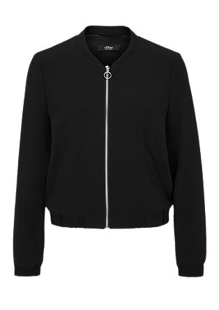 Jacket in a bomber jacket style from s.Oliver
