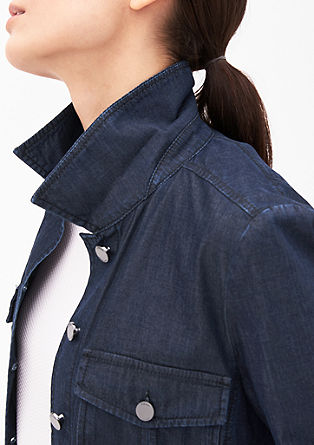 Lightweight denim jacket from s.Oliver