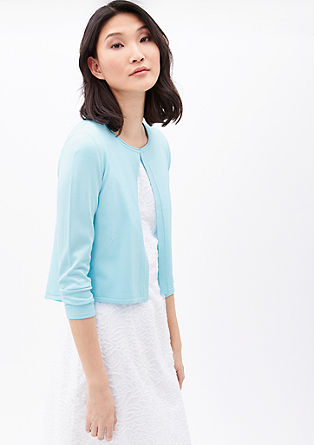 Cropped cardigan from s.Oliver