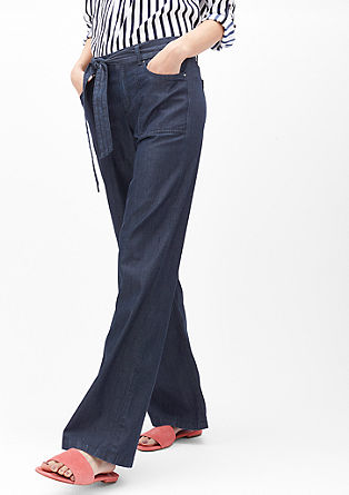 Milli bootcut: lyocell jeans from s.Oliver