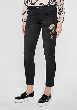 Sienna Slim: ankle-length jeans from s.Oliver