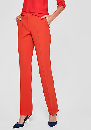 Rachel straight: stijlvolle business pantalon