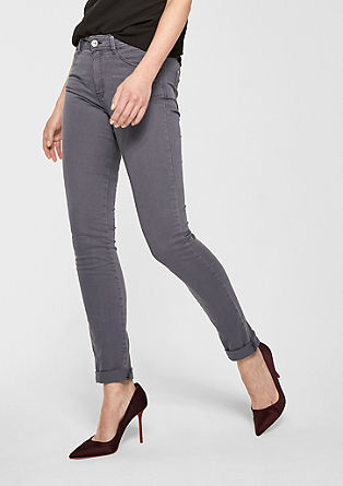 Sienna Slim Ankle: coloured jeans from s.Oliver