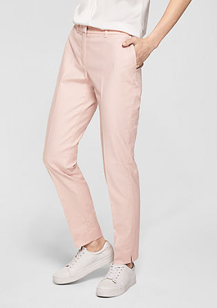 Classic 7/8-length trousers from s.Oliver