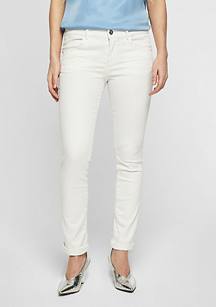 Sienna Slim Low: Stretchjeans