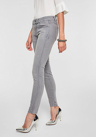 Sienna Slim Low: elegant jeans from s.Oliver