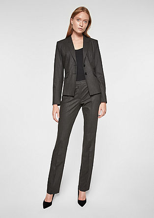Rachel Straight : pantalon business de s.Oliver