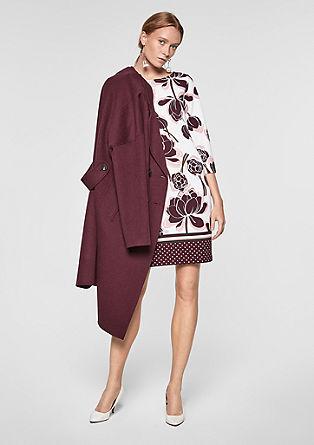 Robe à motif à fleurs de s.Oliver