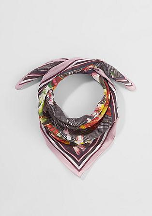 Foulard à imprimé floral de s.Oliver