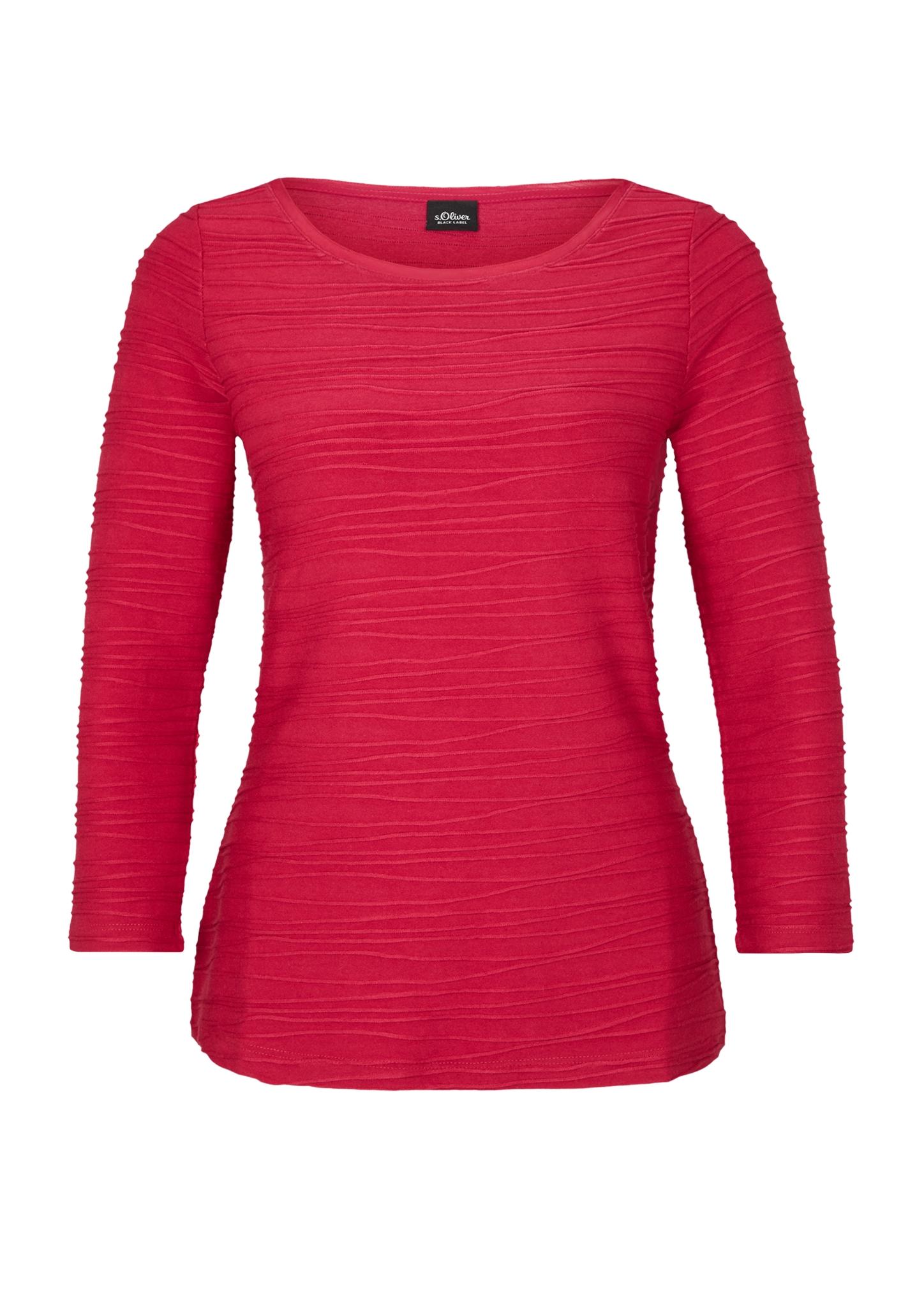 Image of T-Shirt mit 7/8-Arm
