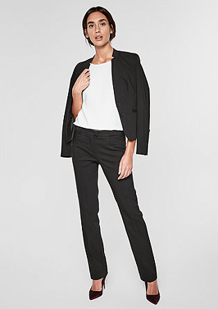 Sue Slim : pantalon business stretch de s.Oliver