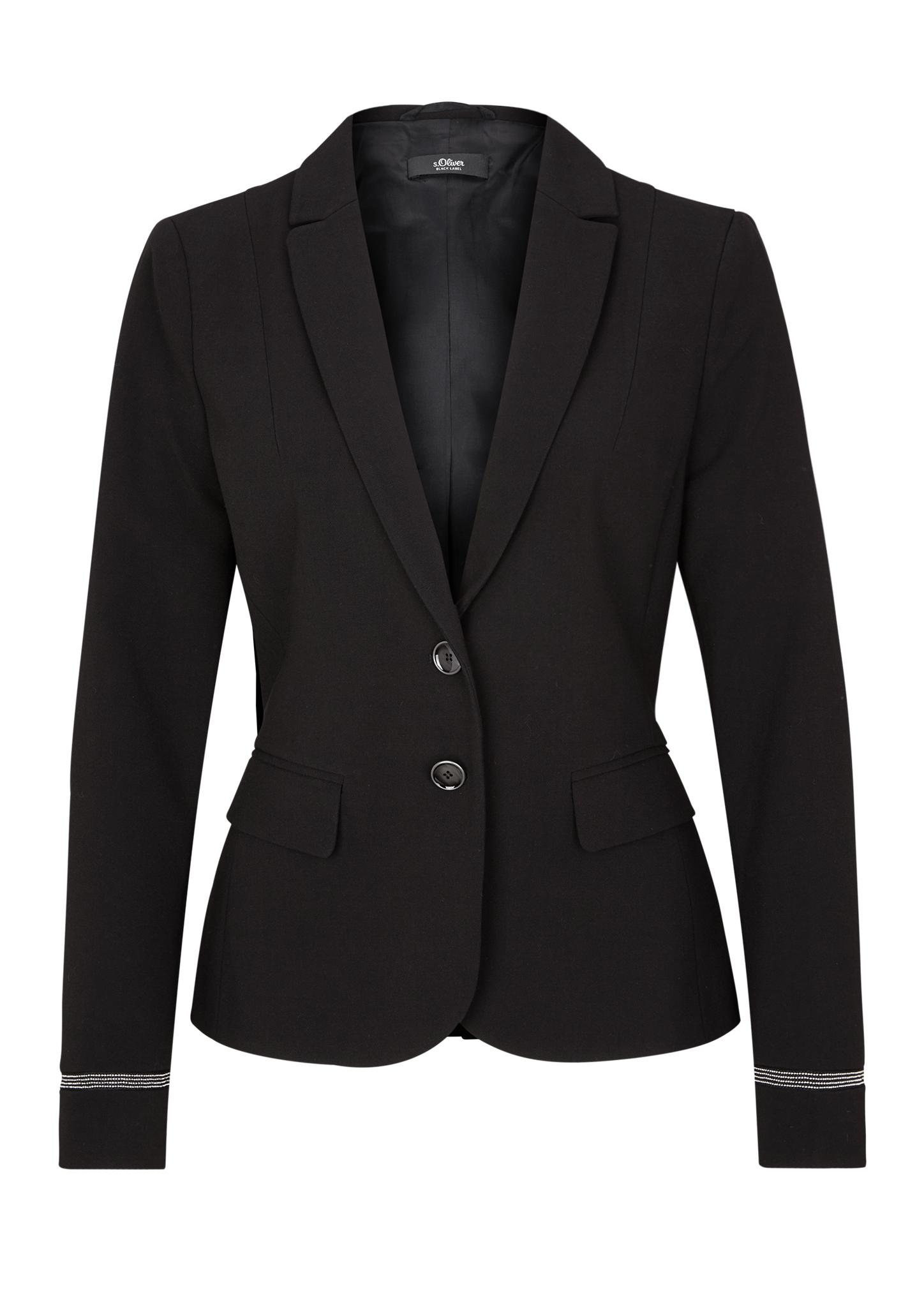 Blazer | Bekleidung > Blazer > Sonstige Blazer | s.Oliver BLACK LABEL