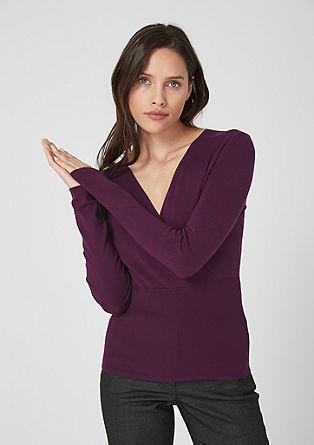 Cache Coeur-Pullover