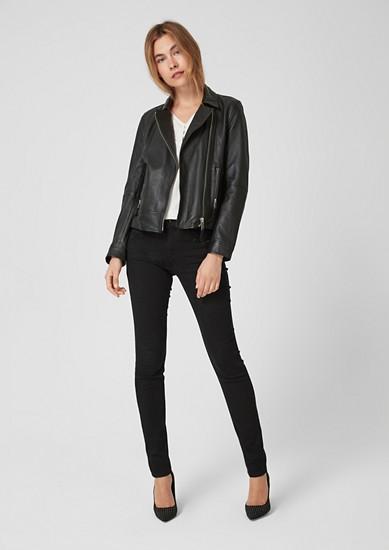 Sienna Slim: Jeans mit Schmucksteinen