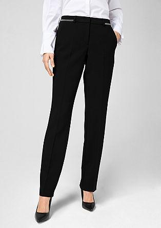 Rita Straight: business kalhoty