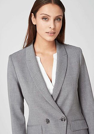 Modischer Businessblazer