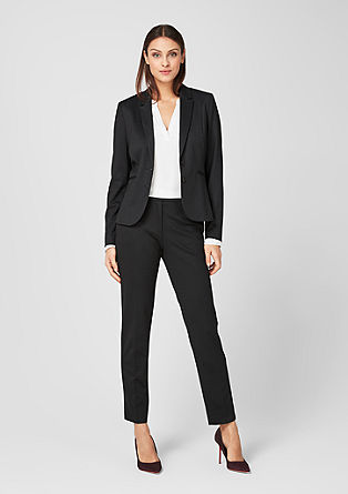 Rachel straight: business pantalon