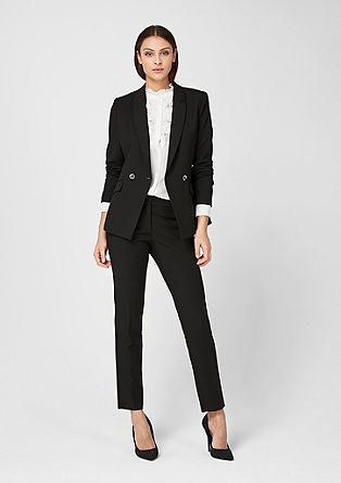 Sue Slim : pantalon business élégant de s.Oliver