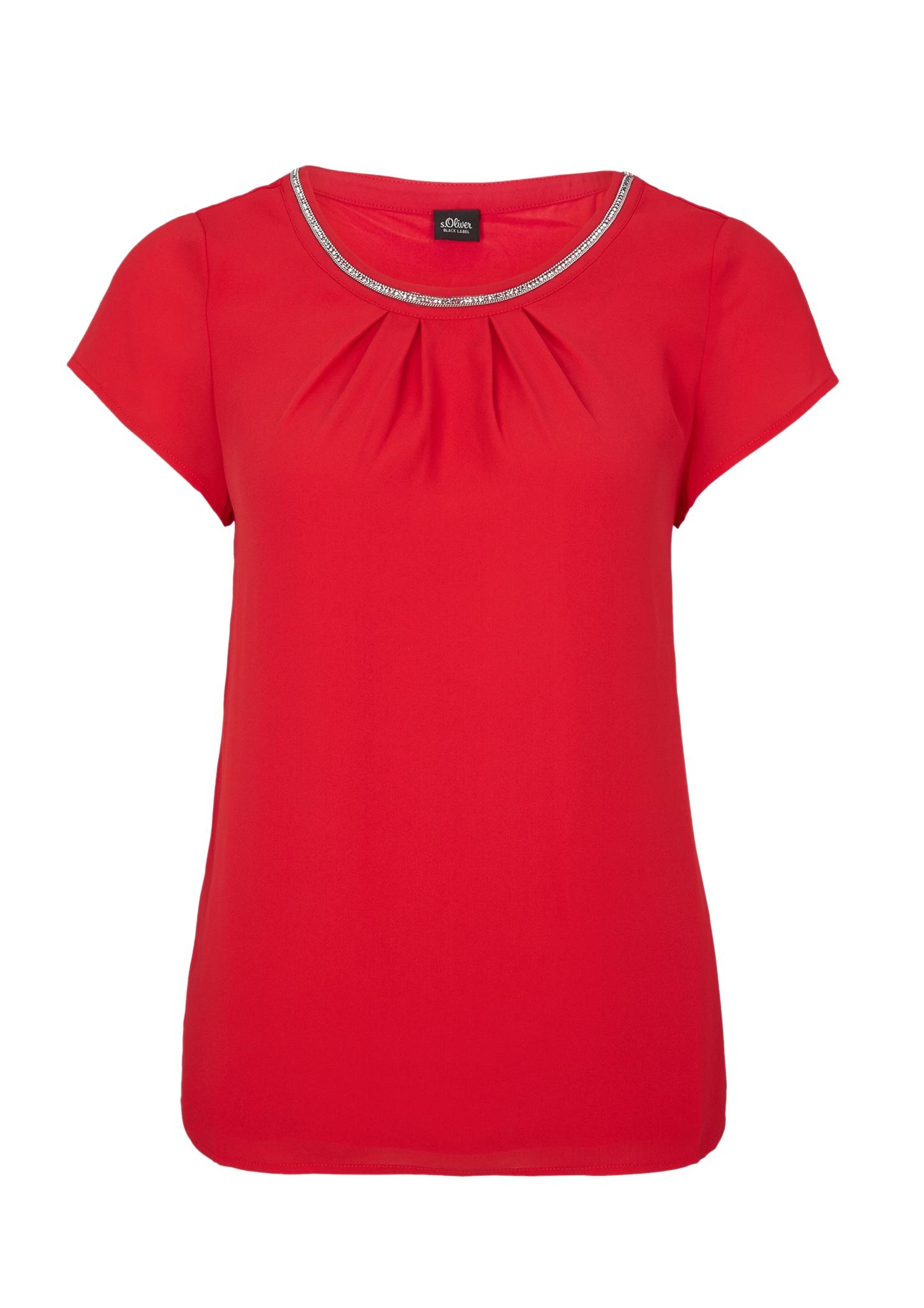 Blusenshirt | Bekleidung > Shirts > Blusenshirts | s.Oliver BLACK LABEL