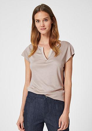 Dolga srajca z bluznimi detajli