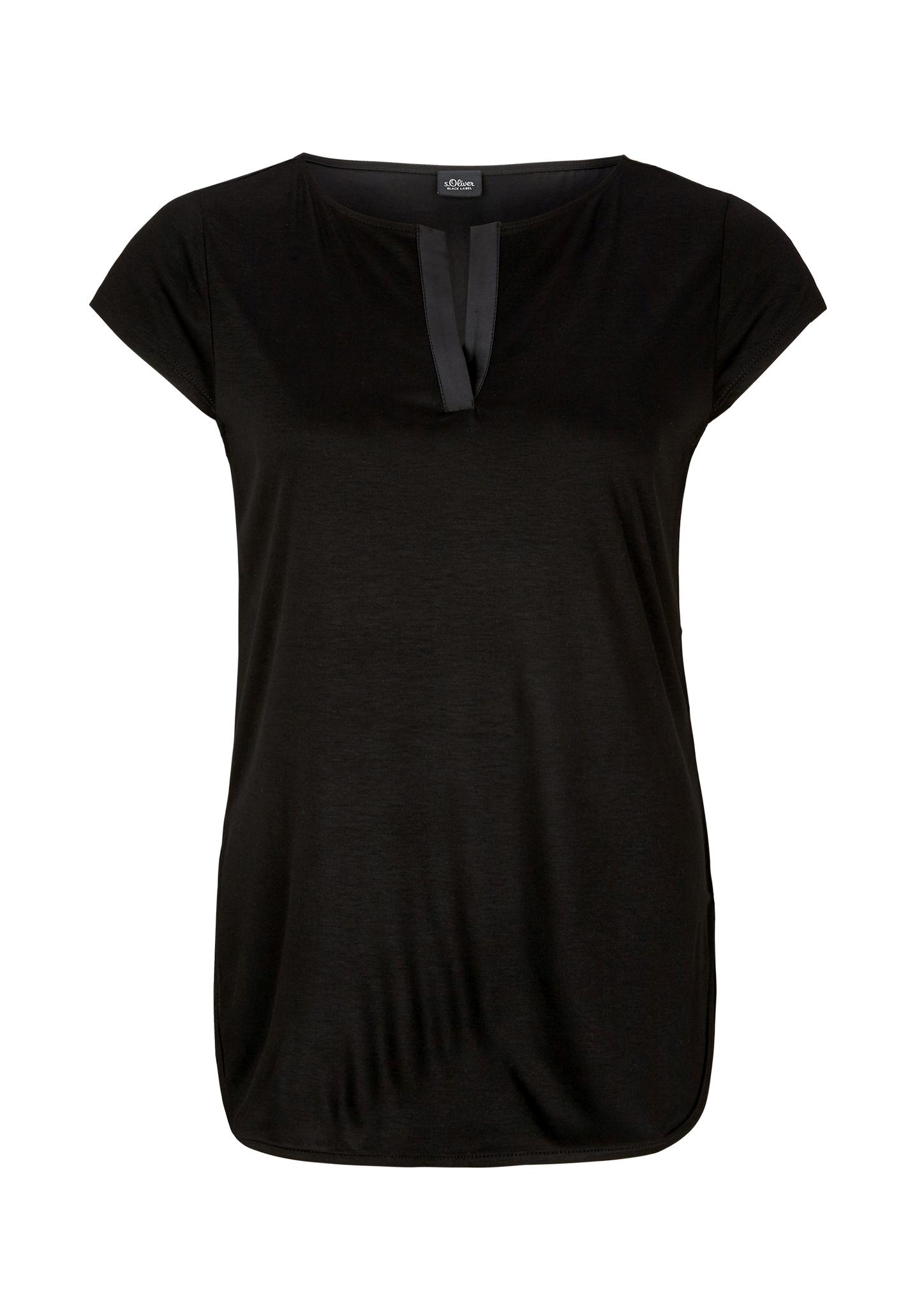 Tunikashirt | Bekleidung > Shirts > Tunikashirts | s.Oliver BLACK LABEL