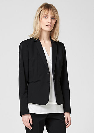 Blazer in een business look