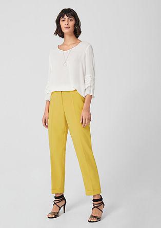 Rita Comfort: kalhoty ke kotníkům