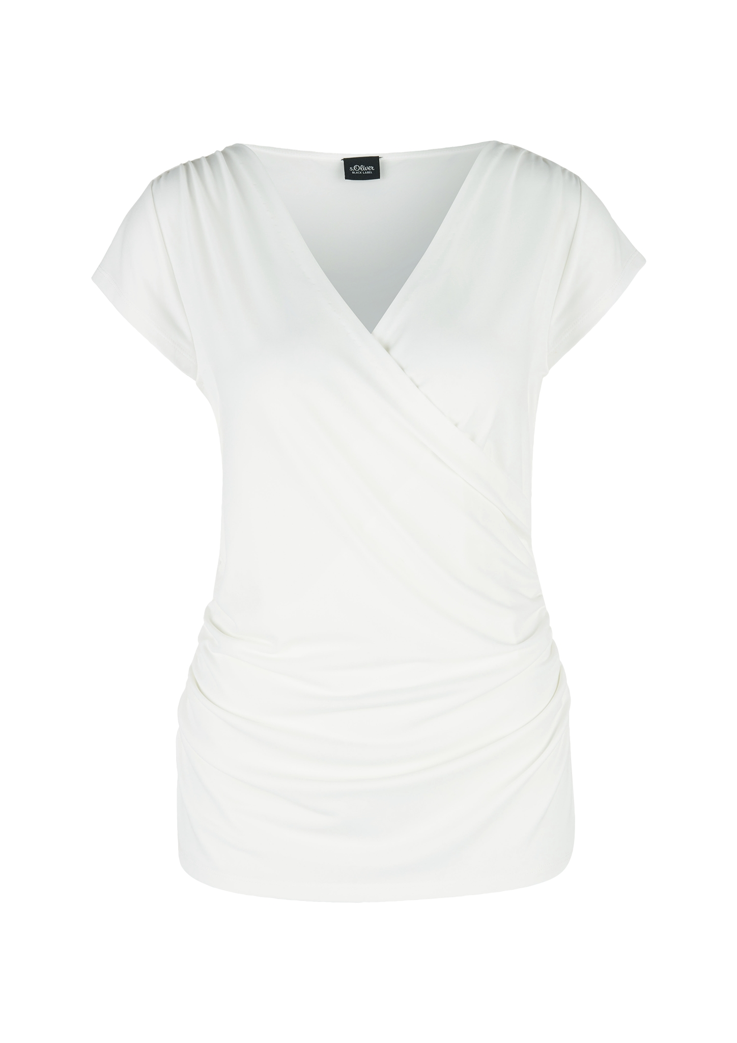 Wickelshirt | Bekleidung > Shirts > Wickelshirts | s.Oliver BLACK LABEL