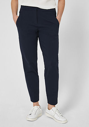 Rachel Slim: jersey trousers from s.Oliver