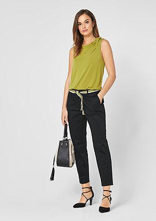 Ligne Sur La S Pour Pantalons Femme oliver Boutique En NZ80wOPnkX
