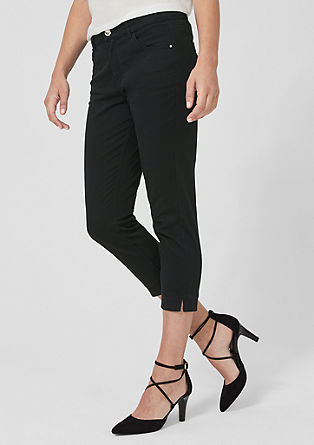 Sienna Slim: Cropped jeans from s.Oliver