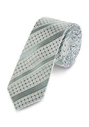 Svilena kravata z žakardskim vzorcem