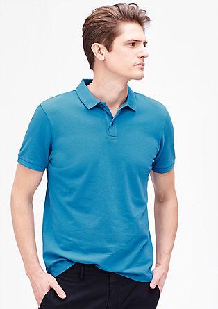 Polo majica iz bombažnega pikeja