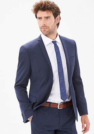 Slim Flex: Stretchy tailored jacket from s.Oliver