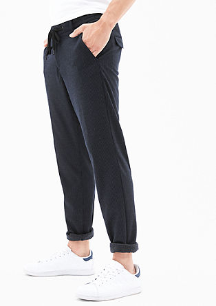 Jog Suit Slim: suit trousers from s.Oliver