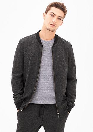 Elegant bomber jacket from s.Oliver