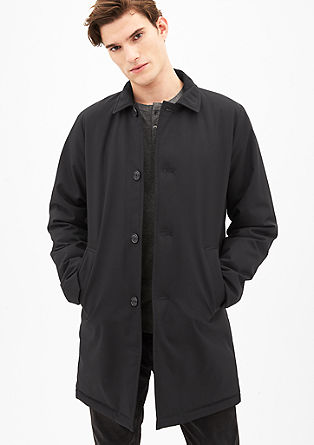 Warm lined coat from s.Oliver