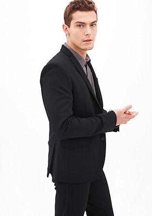 Fusion Suit: Anzugsakko aus Jersey