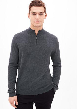 Pullover mit Merinowolle