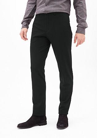 Fusion Suit: Anzughose aus Jersey